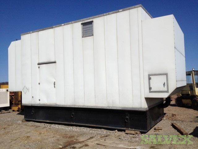 Cummins QST30-G2 750 KW Generator Set