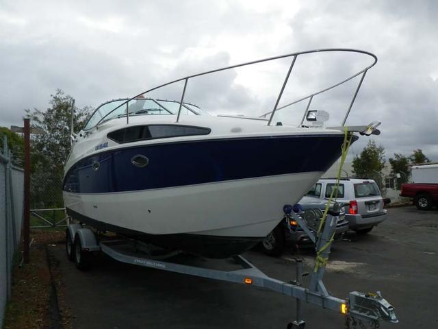 Boat - 2007 Bayliner 265