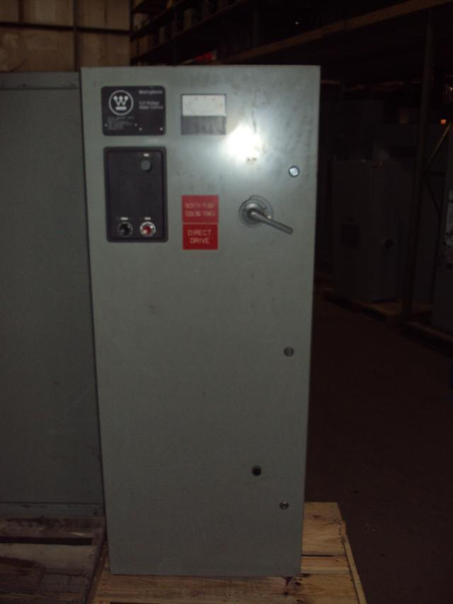 Full Voltage Motor Control - Westinghouse Size 5