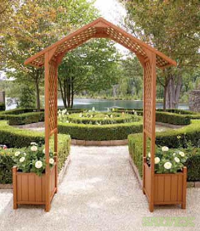 Arbors - Eon Brand, 4 in 1 (Ideal for Backyards, Patios & Cottages)