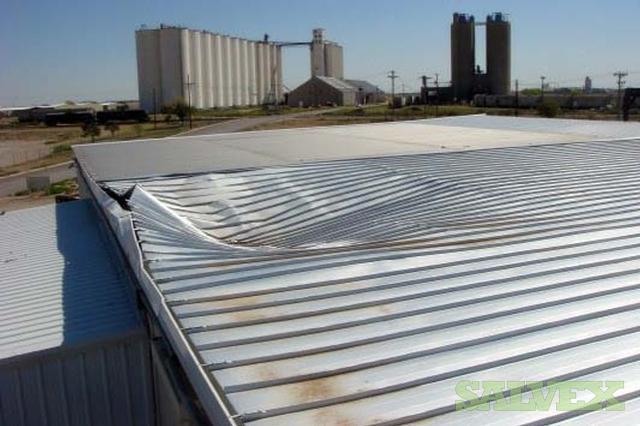 Galvalume Standing Seam Roofing Salvex