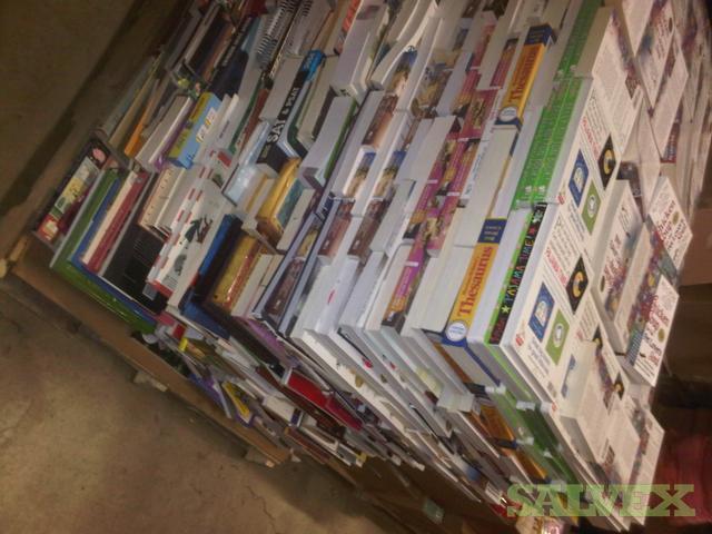Books  45,500    Children & General Interest