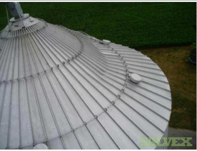 Roof And Side Panels Grain Bin Roof Amp Side Panels Salvex
