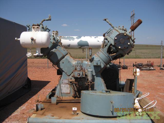 Gas Compressors - Joy WB