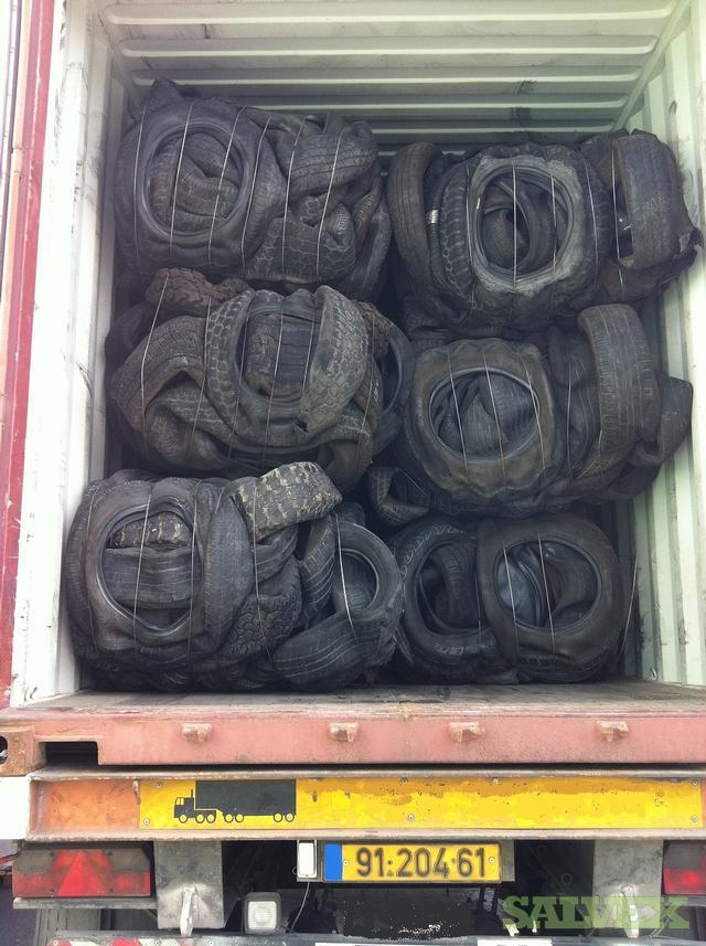 Rubber Scrap (Engineered Lightweight Fill) - 62 Containers, FOR EXPORT OUT OF VIETNAM