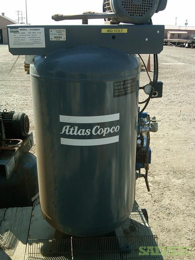 No Compressor on this unit