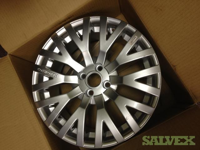 17 Cosworth Wheels