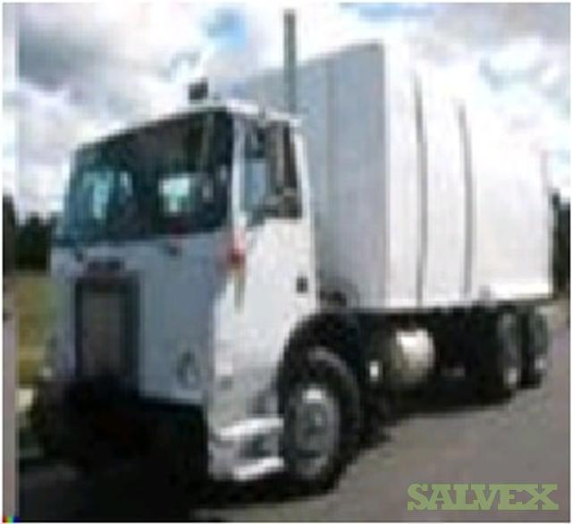 1996 Volvo Chipper Dump Truck