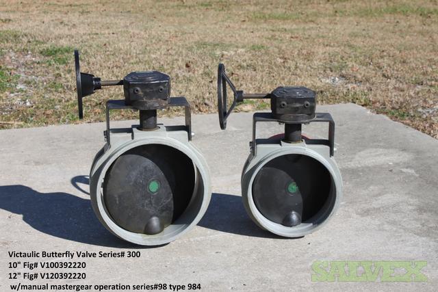 12 series 300 BFVw/manual gear op