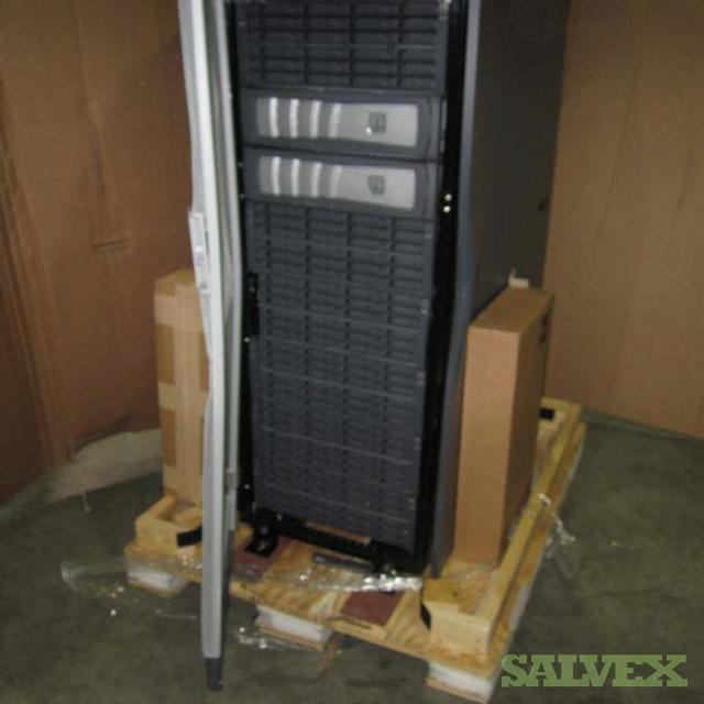 Large Data Storage Rack - Net App FAS 3270-R5^8213903