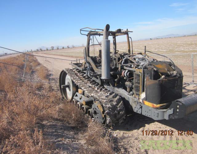 Tractor - 2012 Challenger MT865C