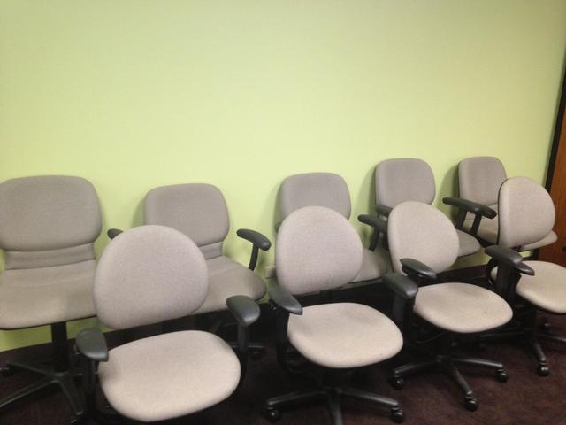 Steelcase Upholstered Chairs