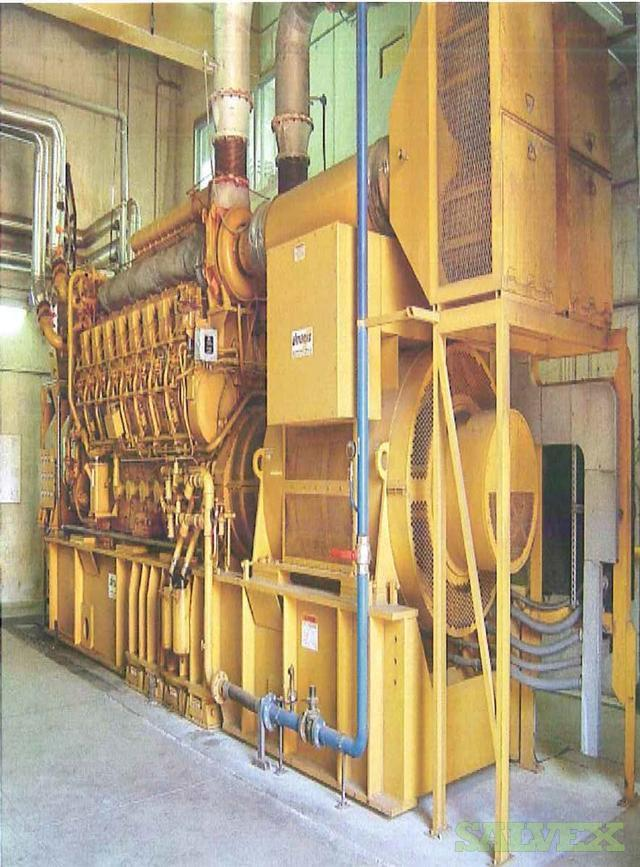 Caterpillar Engine 3616 TA
