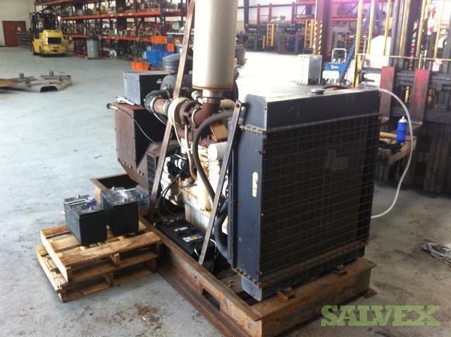 Cummins Generator 125kw / 1867 Hours