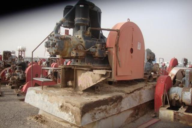Ajax Gas Engines Lot (Quantity 260)
