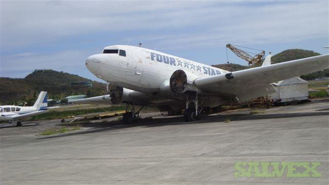 DC3 Aircraft 1976