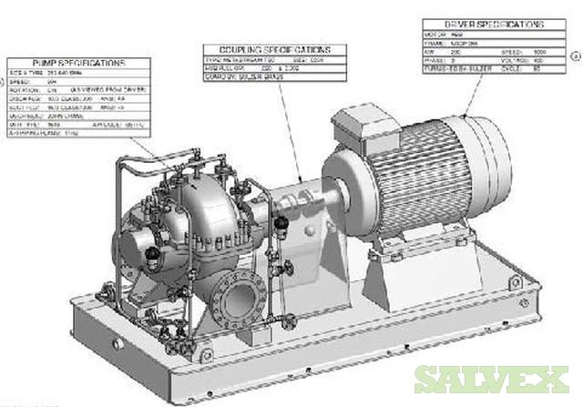 Sulzer Water Injection Booster Pump/ABB Driver Package