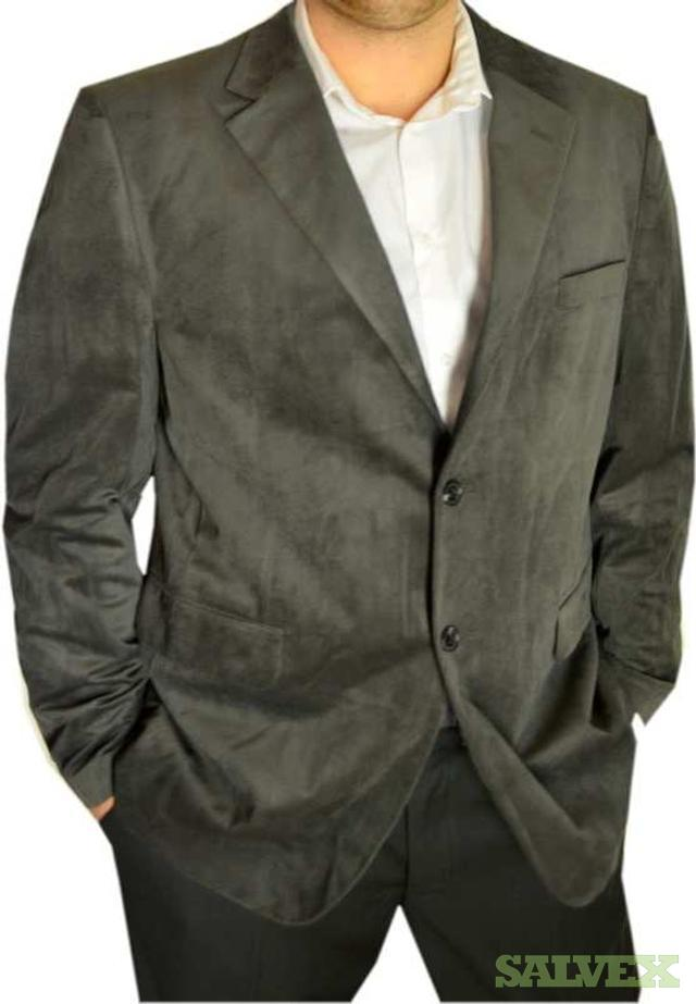 Men's Dino Venzo Sportcoats in Black and Brown (Qty: 2,200)