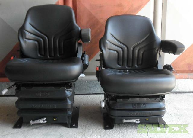 Grammer tractor seats salvex for Sofas de ocasion