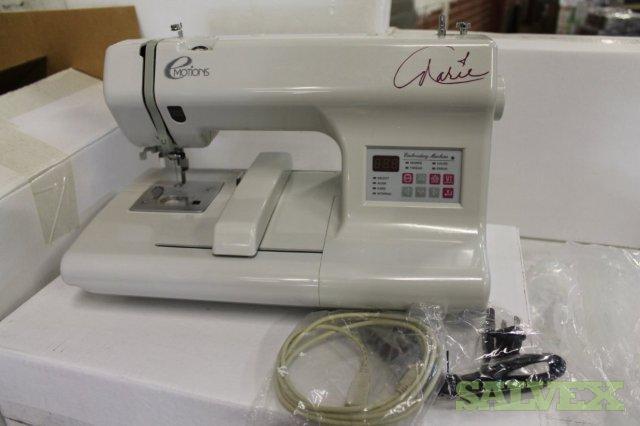 osmond embroidery machine