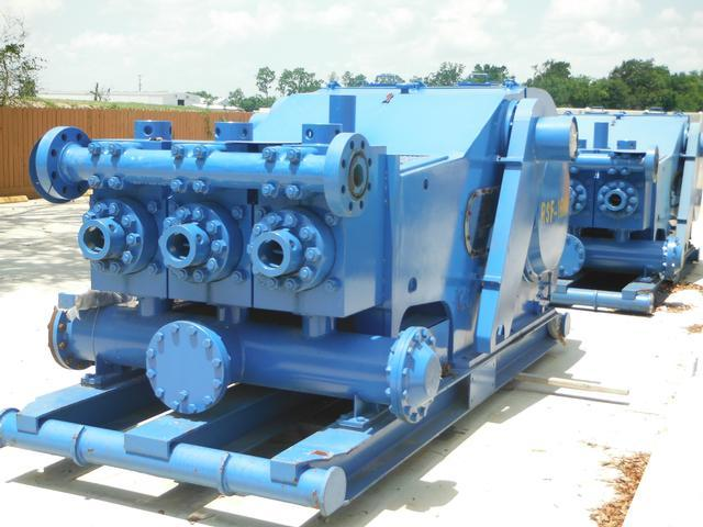 Triplex Mud Pumps 1600