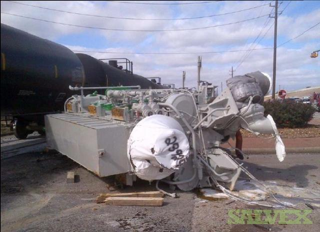 Caterpillar G3616 Diesel Engine Salvex