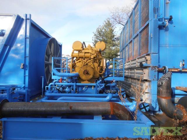 Ariel Jgt 4 Cat 3516b 2 Stage Compressor Package Salvex