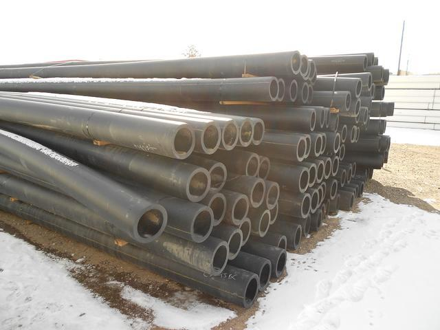 10 X 50' DR-9 PE 4710 Gas Pipe -5,850 FT (88,627 Lbs)