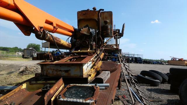 500 Pressure Rig and 471  Detroit Engine