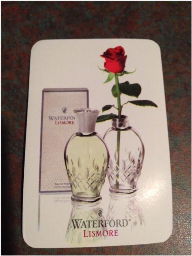 Waterford Perfume Wipes