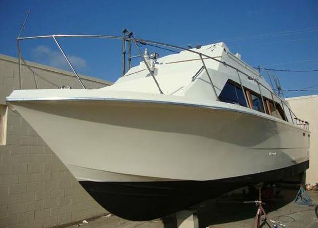 Carver Boats Mariner 3396 1978