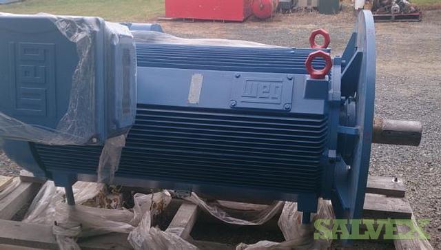 185 Kw WEG 10 Pole Flanged  Electric Motor