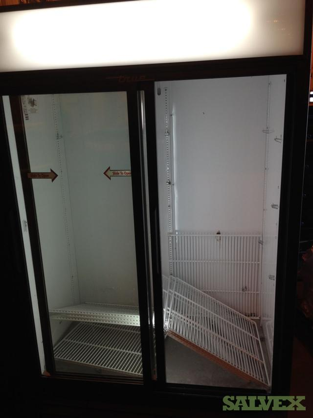 Commercial Refrigerators - For Store Use