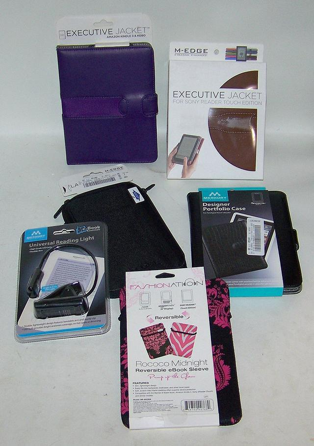 E-Reader and Tablet Case Covers
