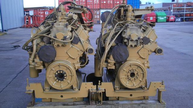 CAT 3412C Refurbished Engines