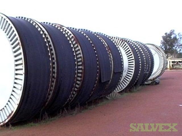 Mitsubishi Bando XST3400 Steel Cord Conveyor Belt (5 Reels / 3,440 Meters)