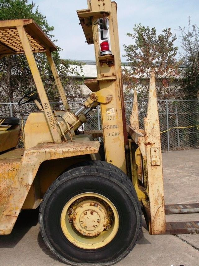 Used Clark Forklift Model Chy250 S Type C Salvex