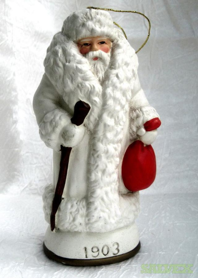 Memories of Santa Collectible Christmas Ornaments (10,000 Units)