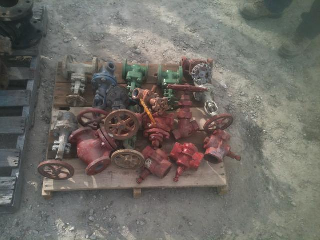 Ball and Gate Valves 3 and 4