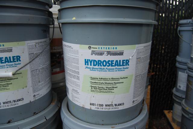Glidden Hydro Sealer Primer Salvex