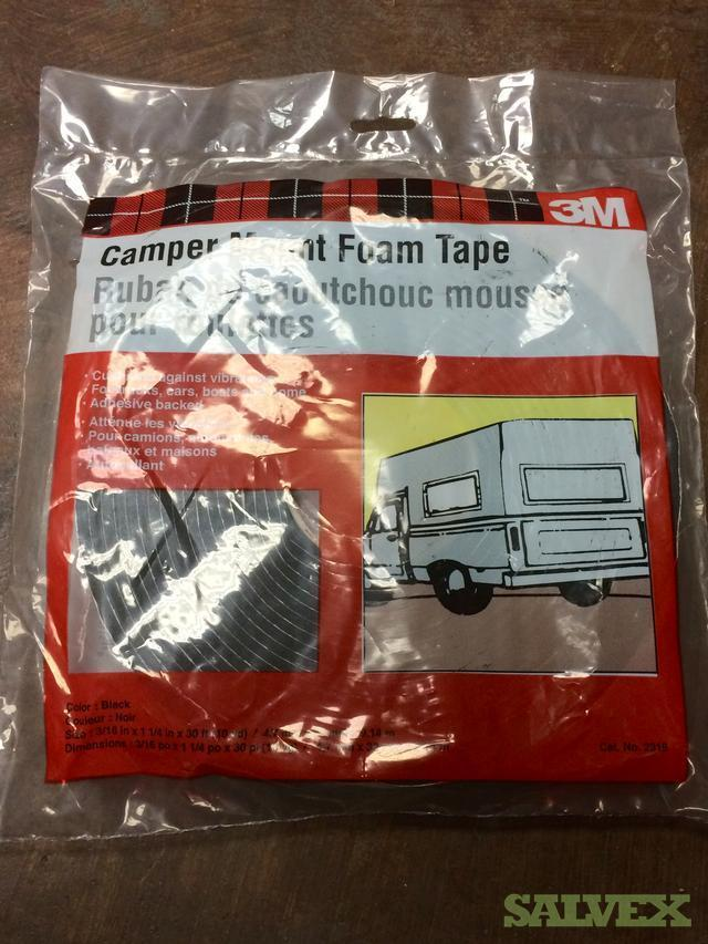 Camper Mount Foam Tape 3m Brand Salvex