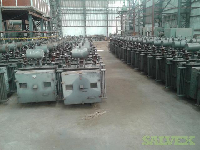 Aluminum Wound Transformers 25 kVA