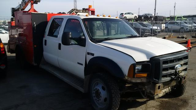 Ford F550 Trucks (Quick Sale)