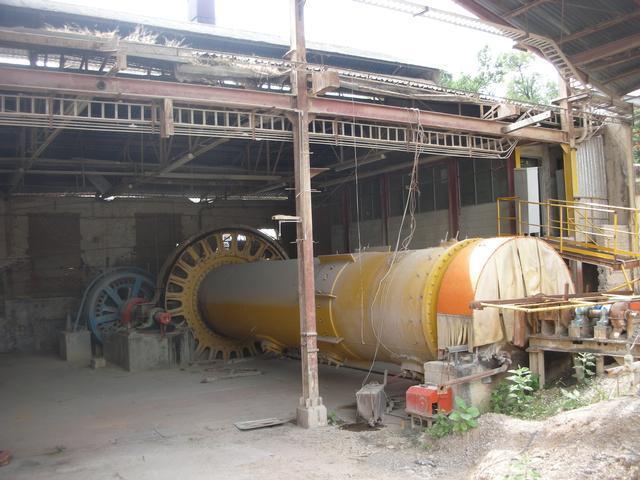 Horizontal Ball Mill Rotary Taylor