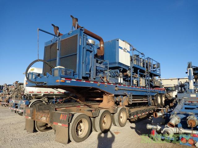 Oil Change Midland Tx >> Oil Well Cement Pumping Unit (Damaged) | Salvex