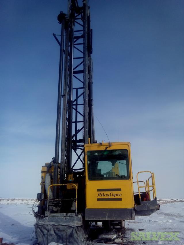 Drilling Righ DML 1200 Atlas Copco | Salvex