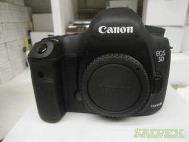 Canon Cameras & Kits EOS 5D Mark III