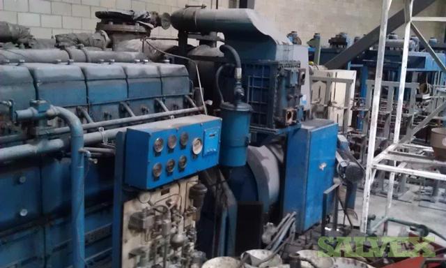 Cooper Superior 4060X-8 Dual Fuel Generators 640 kw (2 Units)
