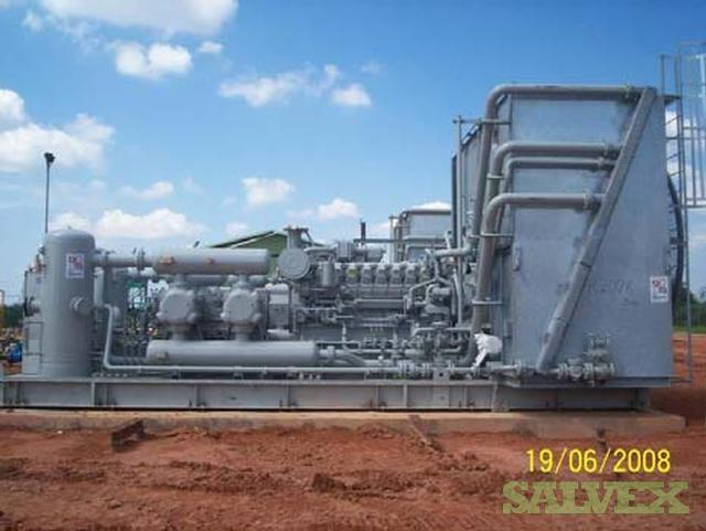 ariel gas compressor. caterpillar gas compressors 3516b ariel compressor t