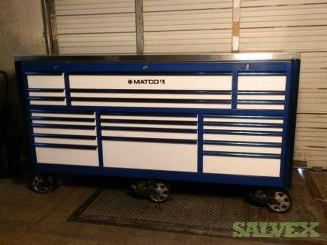 Matco Tool Boxes Salvex
